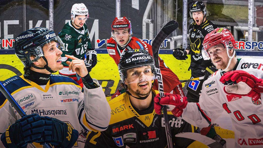 KARLSSON: De blir interna poängkungar i HockeyAllsvenskan