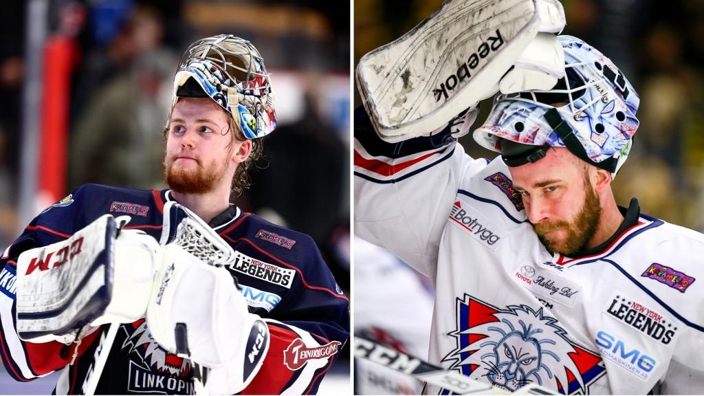 Marcus Högberg och David Rautio återförenas.
