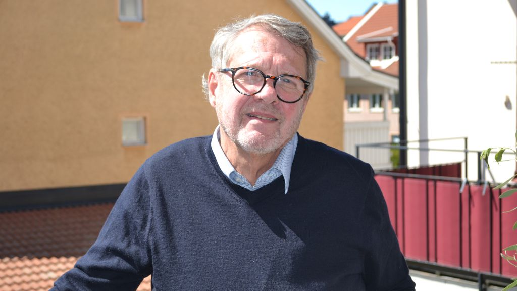 Kenneth Holmstedt.