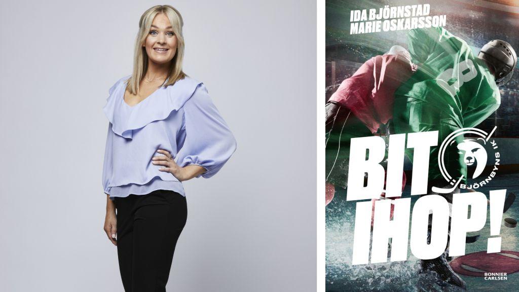 Ida Björnstads barnbok Bit ihop släpps 10 augusti.