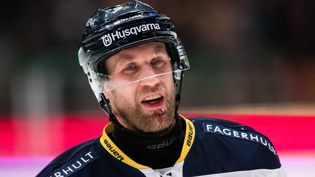 Martin Thörnberg har varit med länge.
