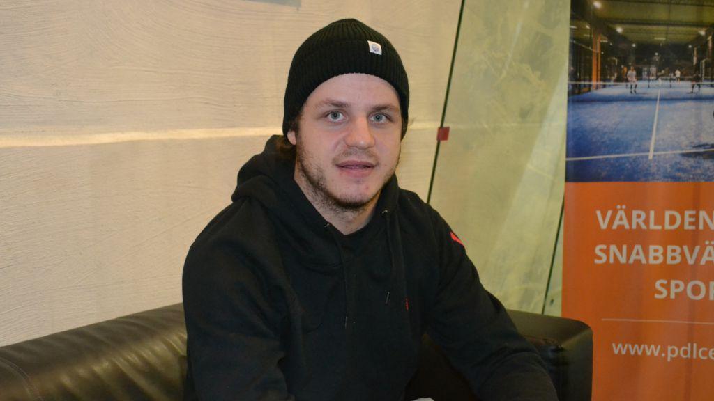 Mattias Janmark.