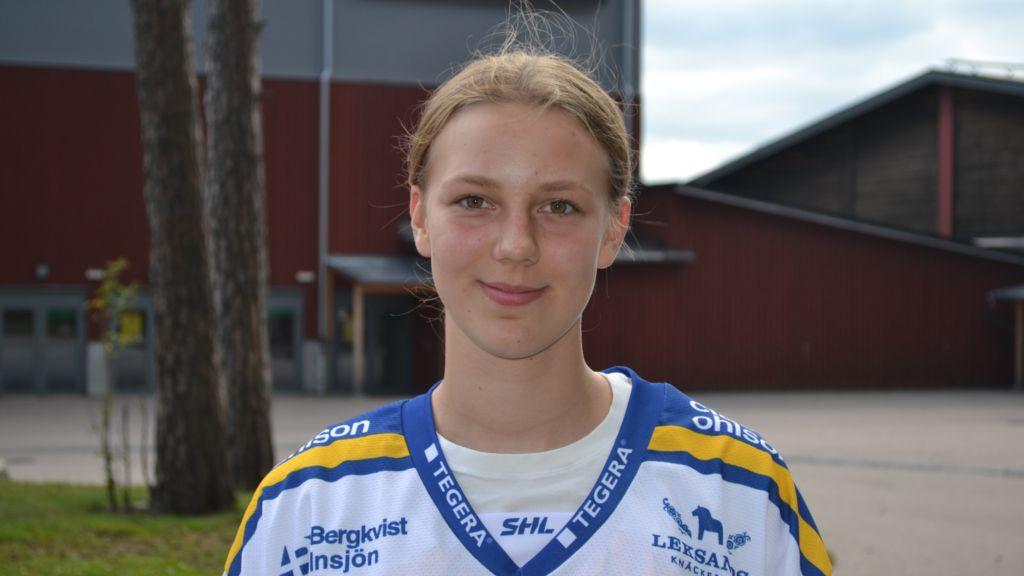Ida Karlsson.