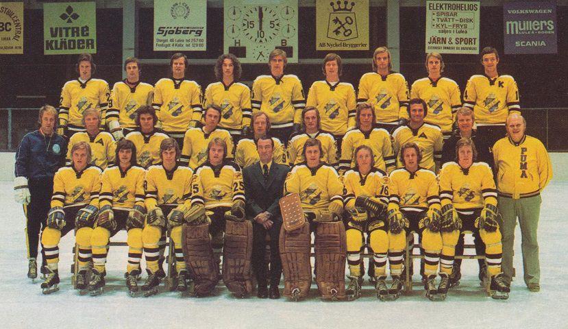 AIK 1973/1974.