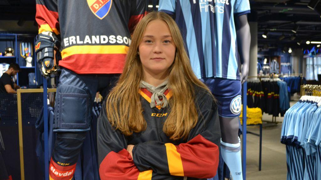 Maria Lindberg.