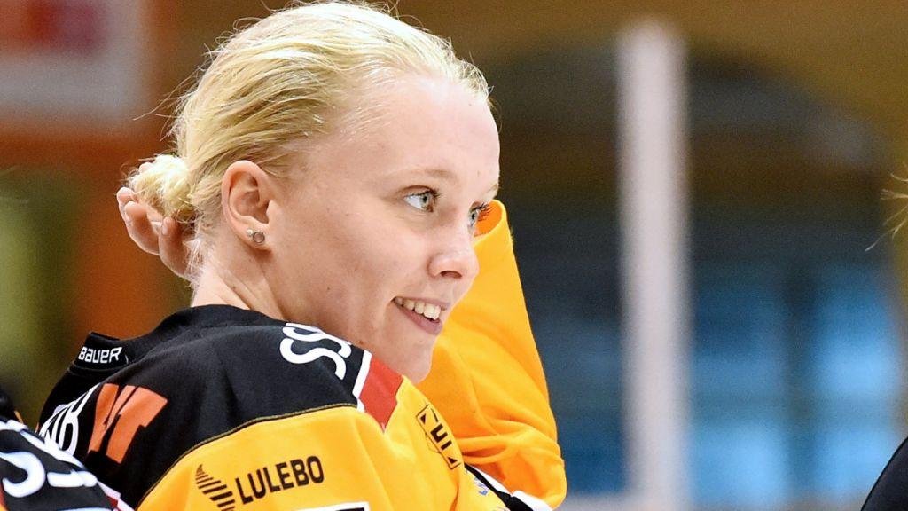 Linn Peterson är tillbaka i landslaget.