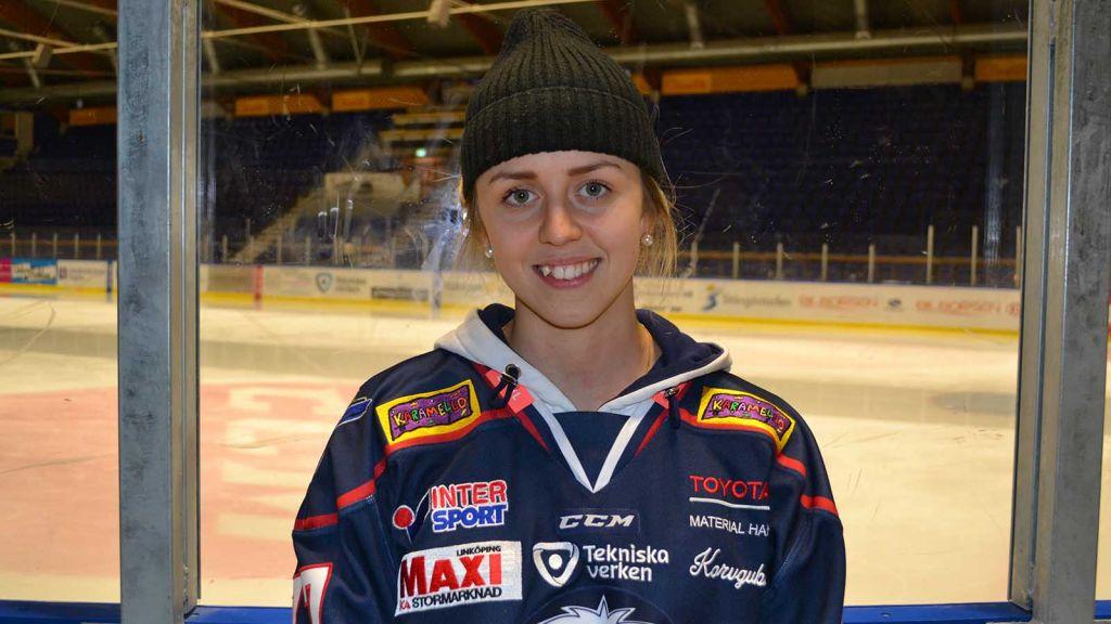 Linnea Johansson.