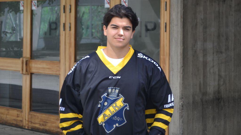 AIK-forward till HockeyEttan