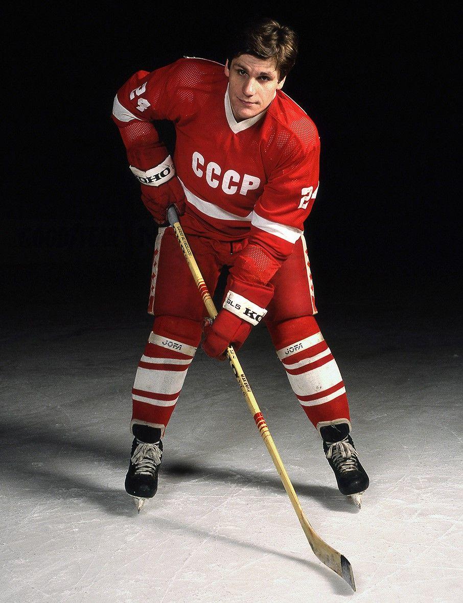 Sergej Makarov.