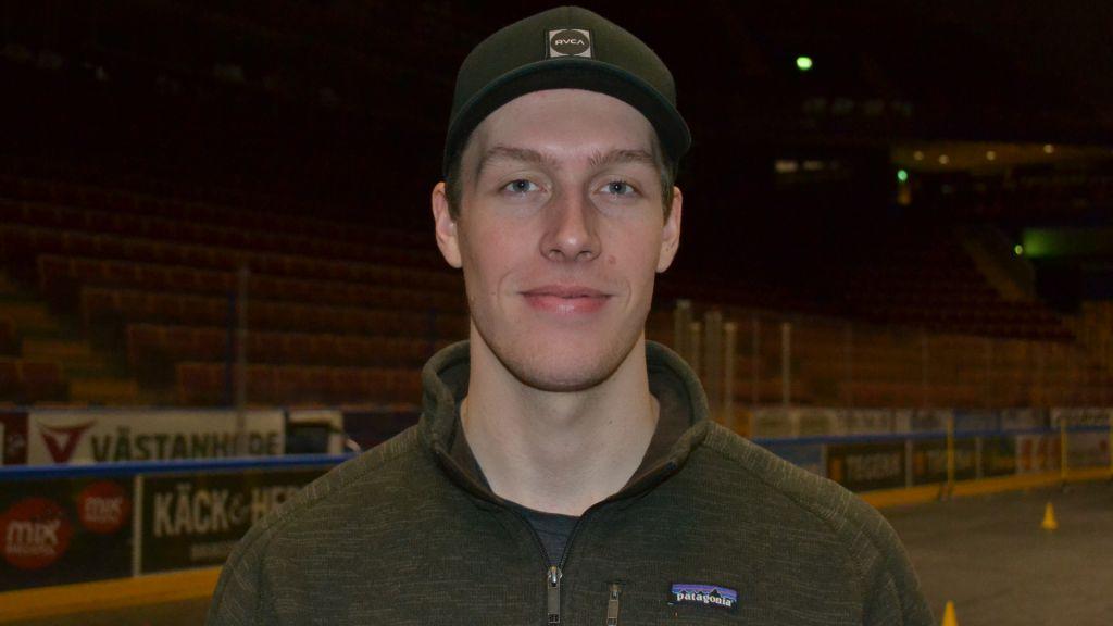 Mattias Göransson kan vara redo till matchen mot Växjö.