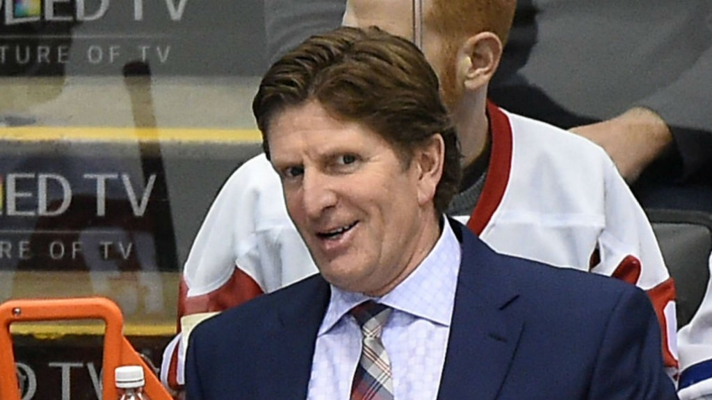 Mike Babcock.