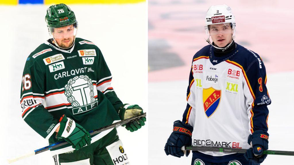 Svenskduon får inleda i AHL