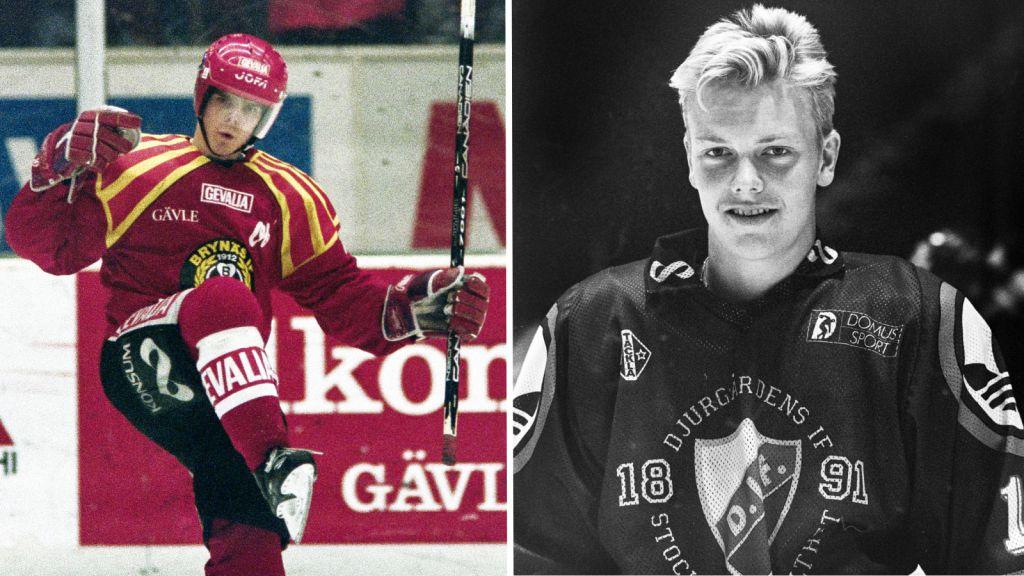 Två jämngamla Stockholmsgrabbar – Molin och Sundin