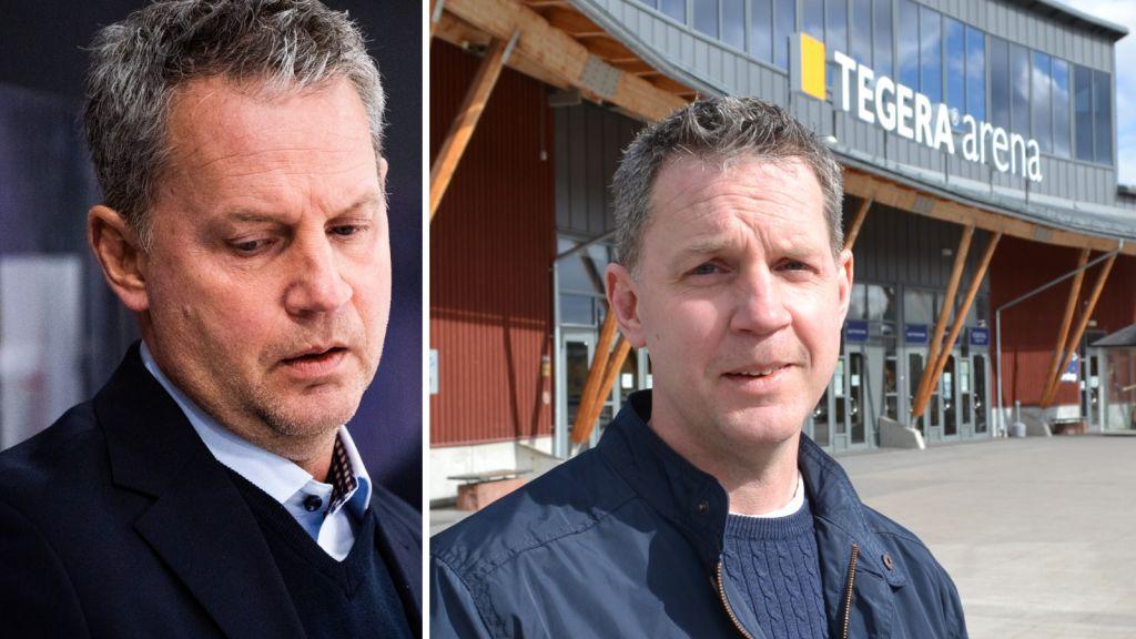 Jens Nielsen ser tillbaka på Leksands tunga säsong.