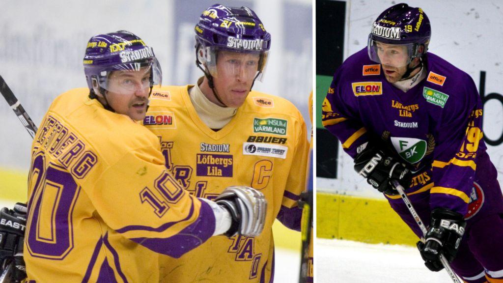 Prestberg bildade en framgångsrik kedja med Jörgen Jönsson och Peter Nordström.