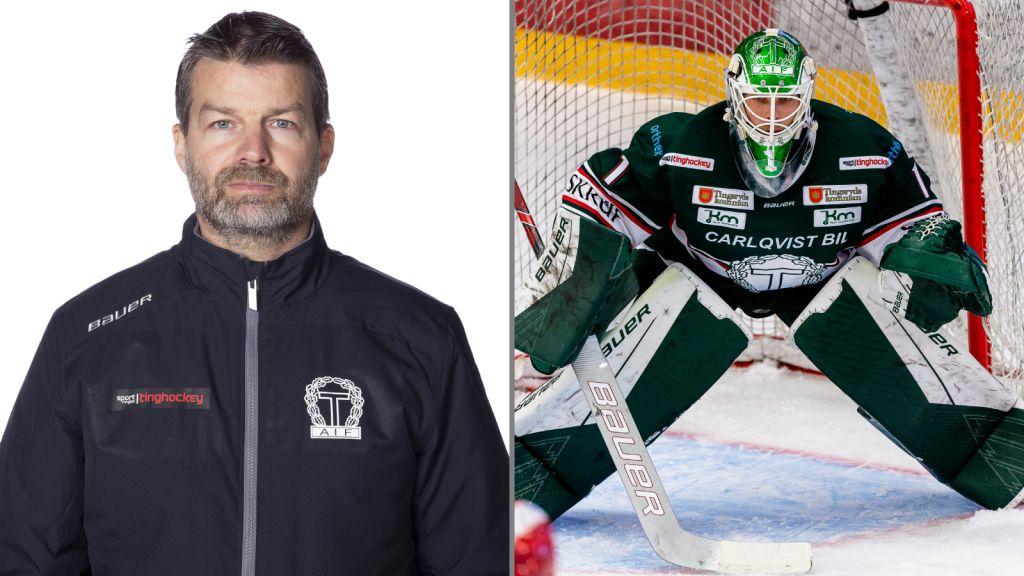 Mikael Sandberg har varit viktig för Andreas Ljunggrens utveckling.