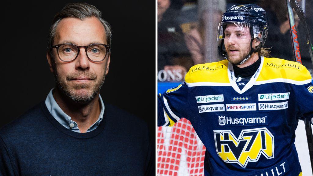 """Stjärnan kan återvända till HV71: """"Har avtal med oss"""""""