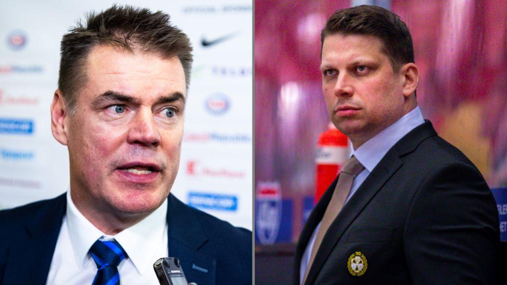 "Coachen nobbar Brynäs: ""Han har sagt nej"""
