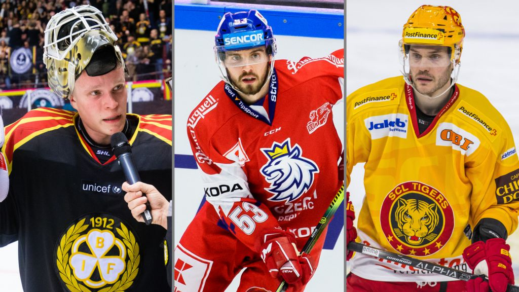 LISTA: Fem spelare på väg till SHL nästa säsong
