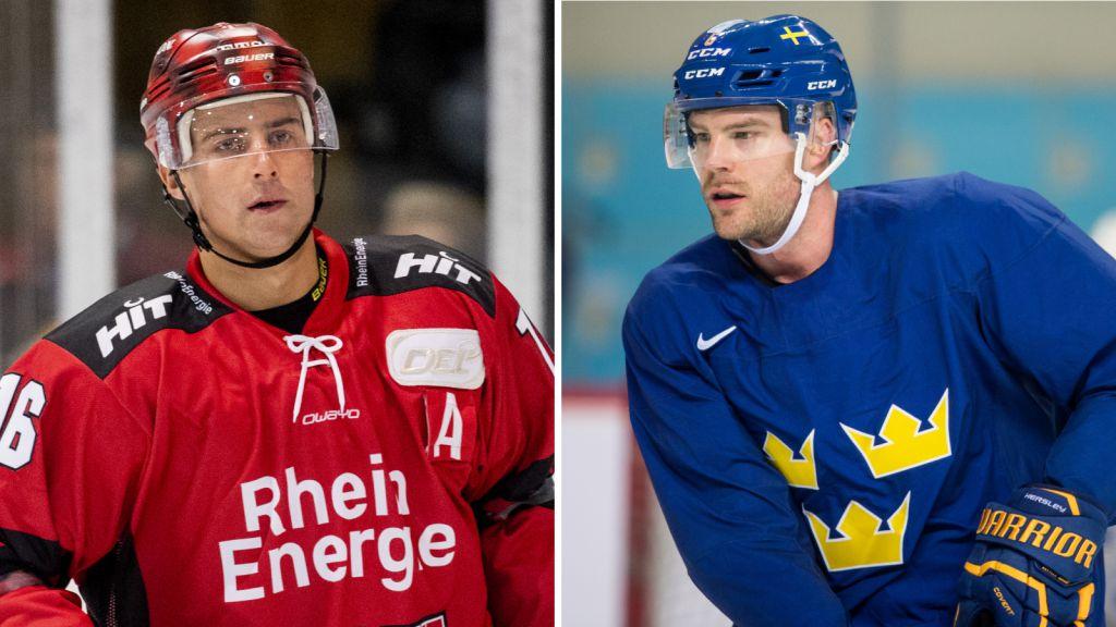Svenskbackarna lämnar KHL-klubben