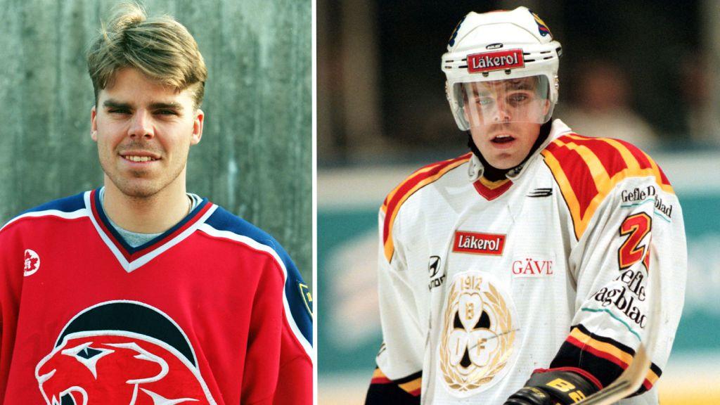 1996 lämnade Molin Brynäs för spel i Finland.