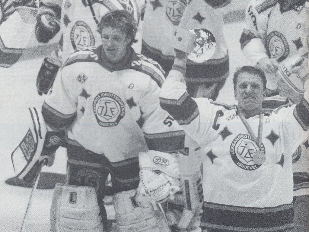 Sundström och Jonsson.
