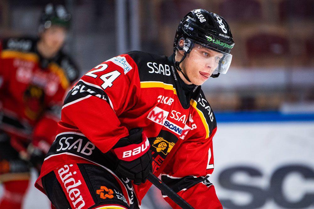 Oscar Tellström.