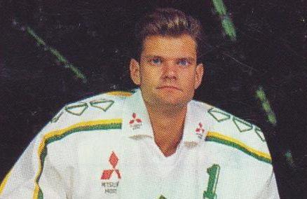 Förutom spel med Örebro och Djurgården hann Hofbauer representera Björklöven