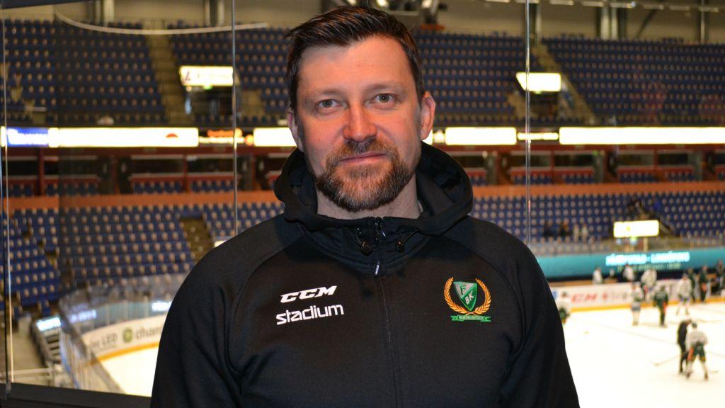 Pelle Prestberg är nu assisterande tränare i Färjestad.
