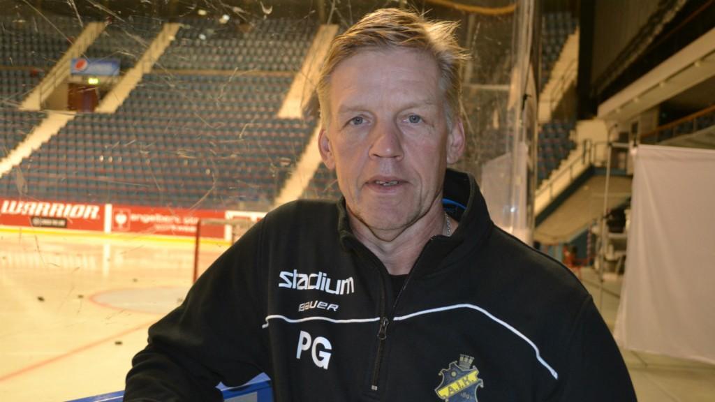 Peter Gradin.