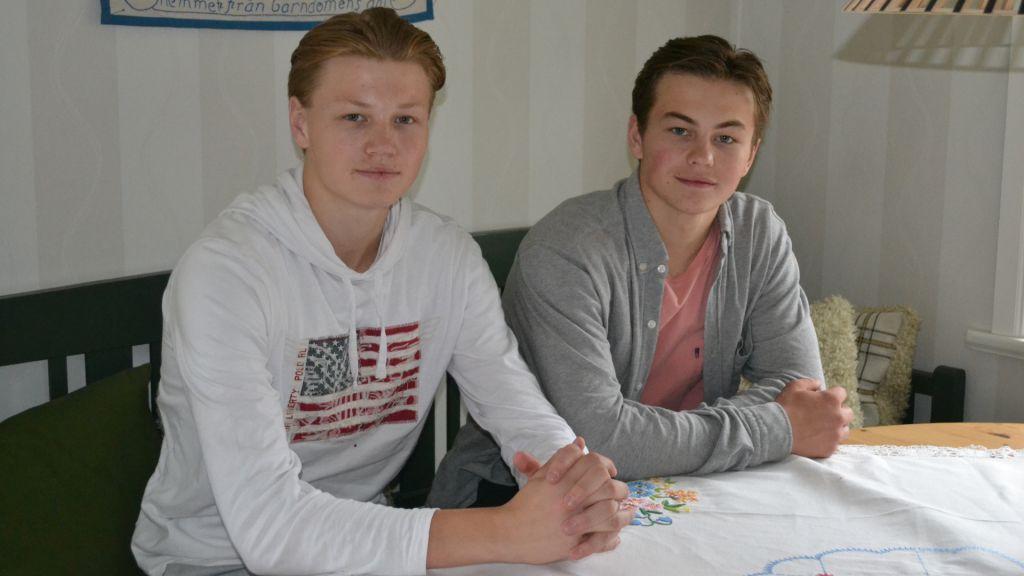 Bröderna Hasselgren ska flytta till USA.