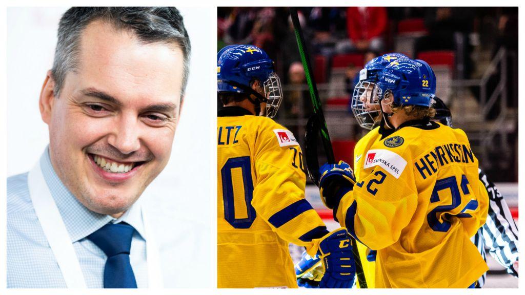 Montén har rätt - så utvecklar vi svensk hockey