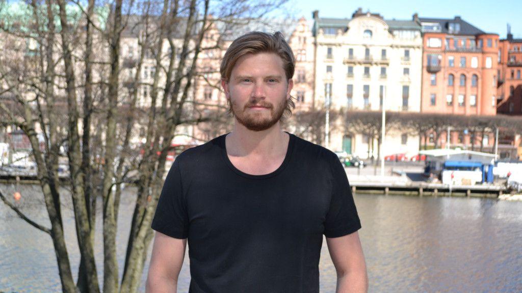Stefan Ridderwall.