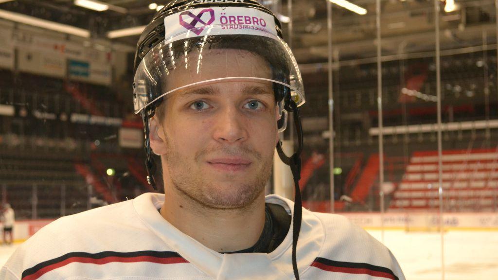 Miikka Salomäki.