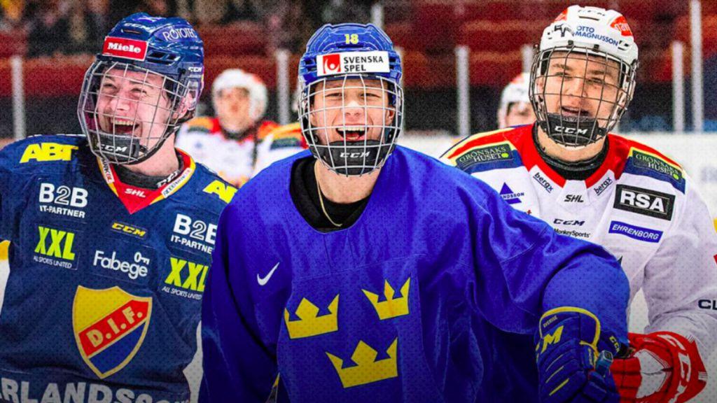 RANKING: De 15 hetaste svenskarna inför NHL-draften
