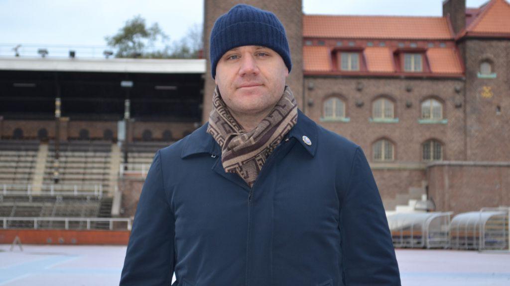 Staffan Holmberg.