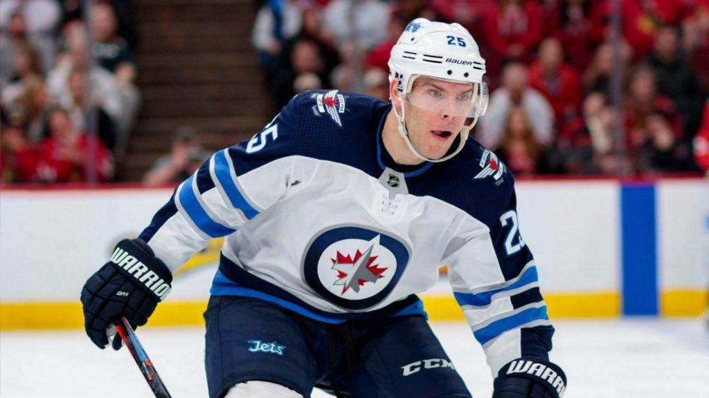 Paul Stastny är tillbaka i Winnipeg.