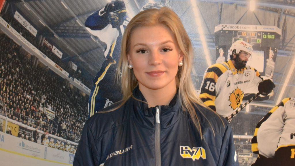 Thea Johansson.
