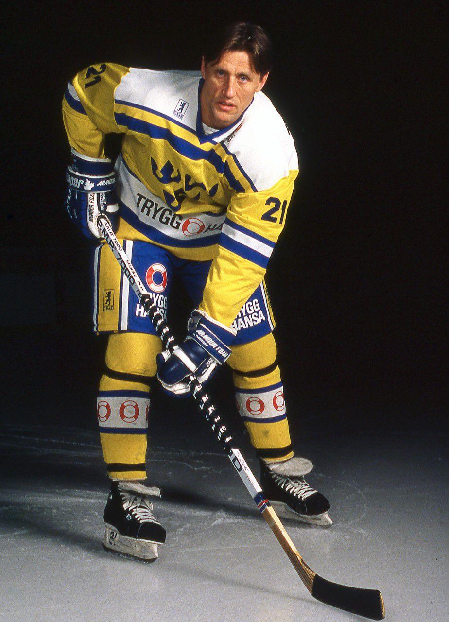 Börje Salming anno 1989.