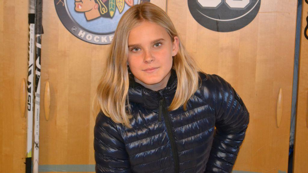 Tilde Utbult är en av många lovande talanger i Göteborg.