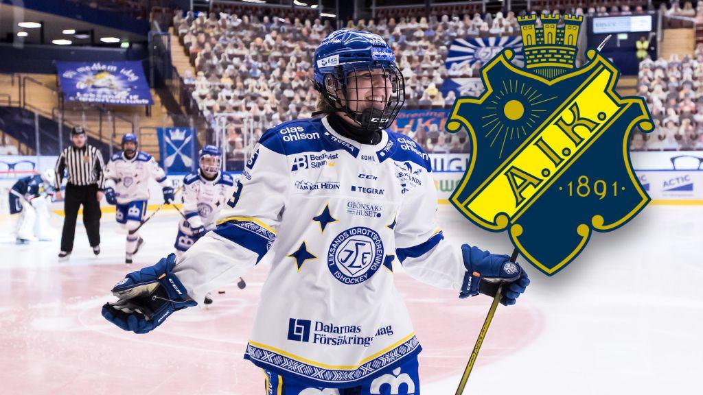 Klart: AIK plockar in finska forwarden