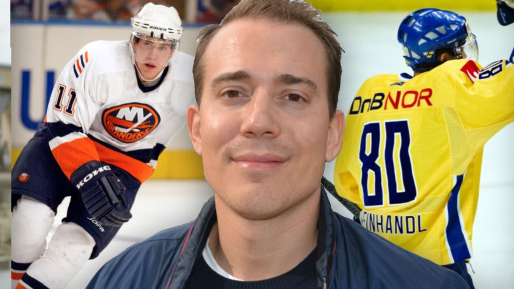 En karriär som tog slut för tidigt – Old School Hockey Mattias Weinhandl