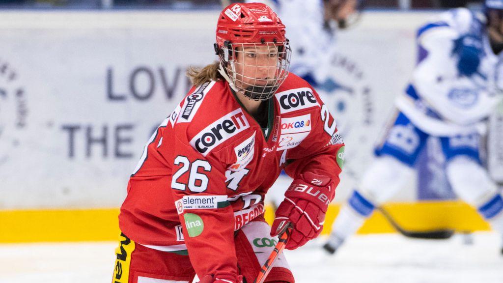Modo segrare hemma mot Leksand – Marion Allemoz matchvinnare