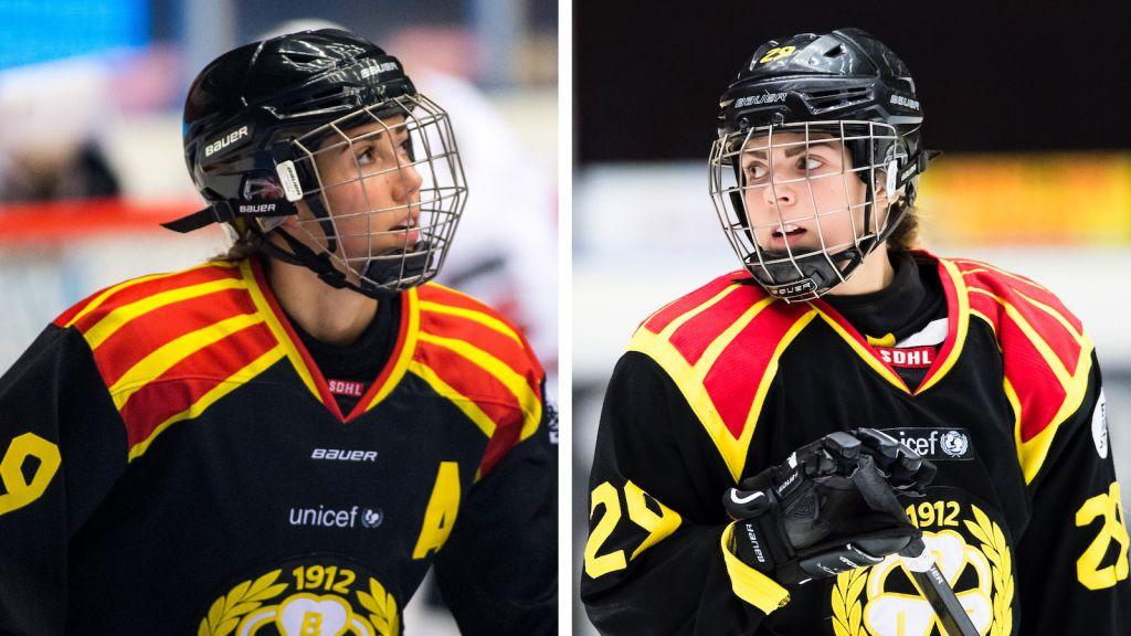 Systrarna lämnar Brynäs – efter fem säsonger