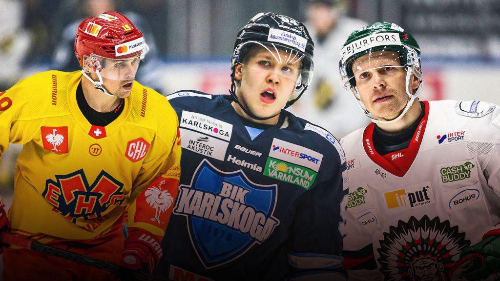 Återvändarna - de ska förgylla svensk hockey