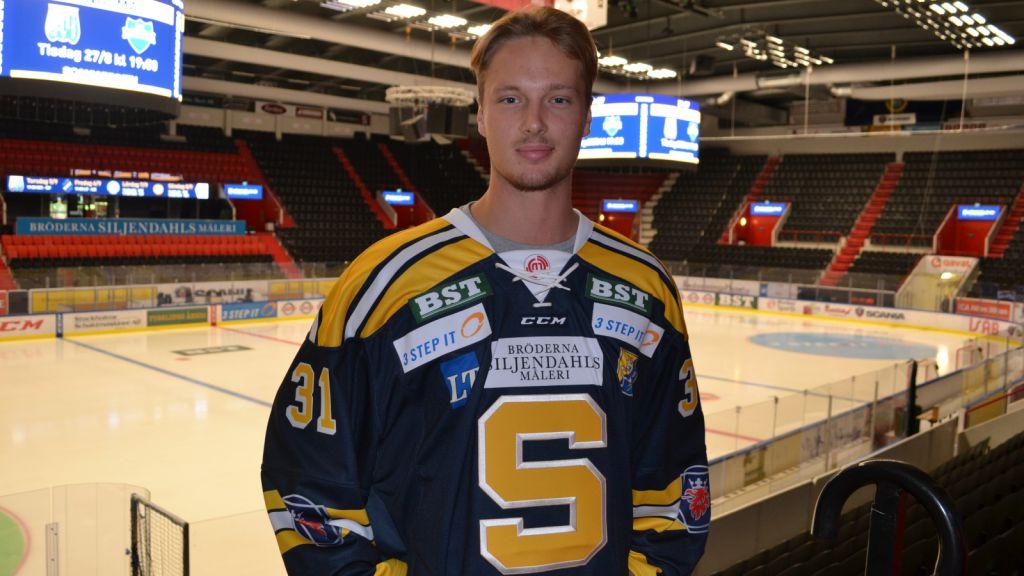 Viktor Rönnqvist kommer inte ha SSK-tröja på sig nästa säsong.