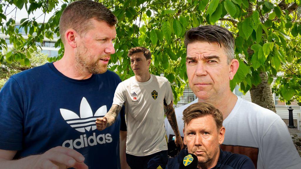 """EKWALL & LÜHR: """"Jag tror att Marcus Berg får kliva av"""""""