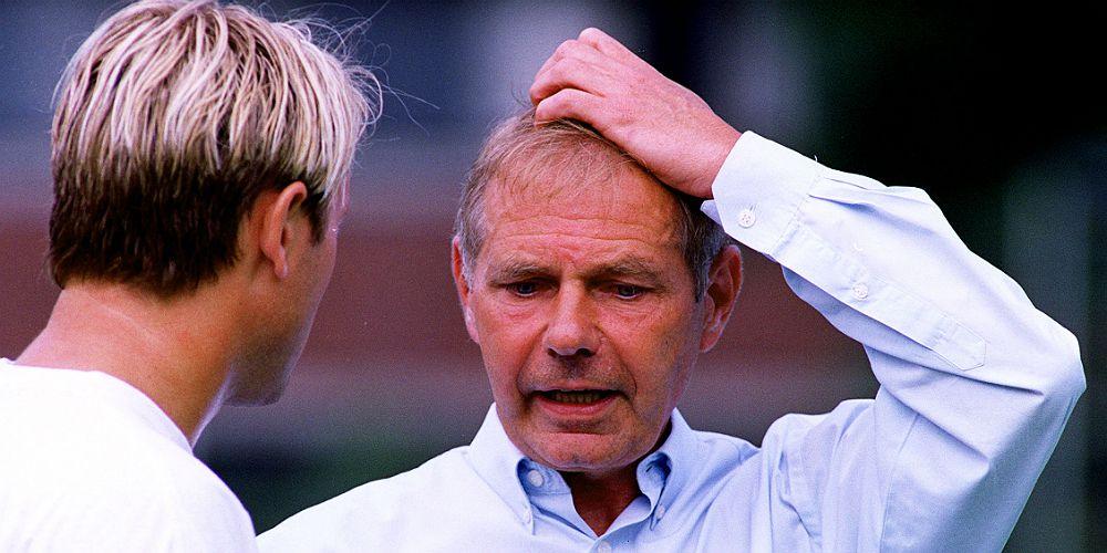 Dahl Tomasson MFF:s tredje tränardansk - men han blev först redan 1992