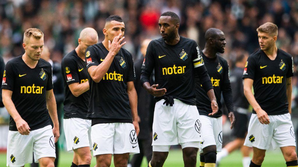 """Räddningen för AIK - """"2019 hade vi förlorat 53,5 miljoner kronor"""""""