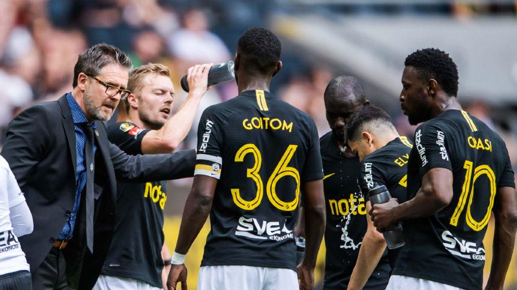 JUST NU: AIK:s beslut - korttidspermitteringar för alla anställda